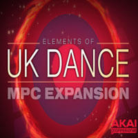 AKAI MPC Software Expansion - Elements Of UK Dance