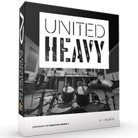 Addictive Drums 2 ADpak - United Heavy