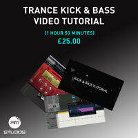 Allan Morrow Trance Kick and Bass Tutorial