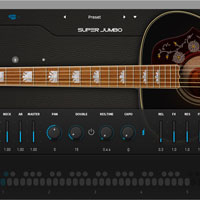Ample Guitar Super Jumbo v3.2