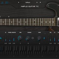 Ample Guitar Telecaster v3.1