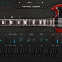 Ample Guitar Vintage Cherry AGVC III v3.1
