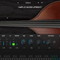 Ample Sound Ample Bass Upright III v3.00