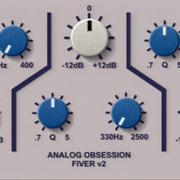 Analog Obsession Equalizer Bundle
