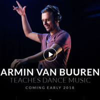 Armin Van Buuren Teaches Dance Music