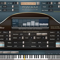 Audio Modelling SWAM Engine - Double Reeds v2.8.1