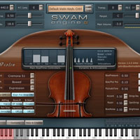 Audio Modelling SWAM Engine - SWAM Viola v2.0.1