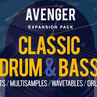Avenger Expansion - Classic Drum & Bass
