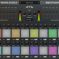BeatMaker Analog Techno Drums