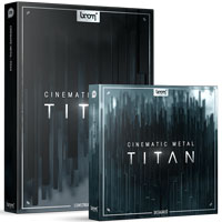 Boom Library Cinematic Metal Titan Bundle