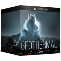 Boom Library Geothermal 3D Stereo and Surround Edition