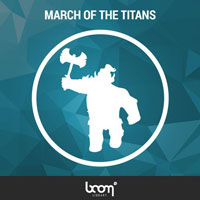 Boom Library March of the Titans