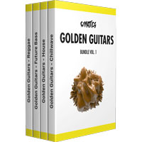 Cymatics Golden Guitars Bundle