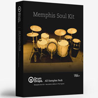 DrumDrops Memphis Soul Kit All Samples Pack