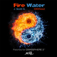 Fire Water v1.1 for Omnisphere 2.1