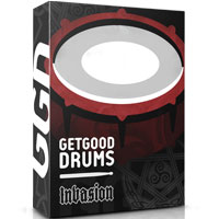 GetGood Drums Invasion