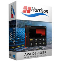 Harrison AVA Mastering EQ and De-esser