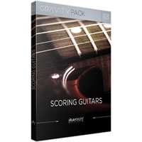 Heavyocity Media Scoring Guitars