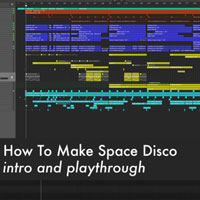 How To Make Space Disco with Paolo Mojo