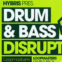 Hybris Drum and Bass Disruption