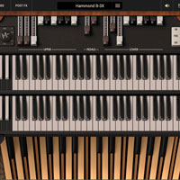 IK Multimedia Hammond B-3X