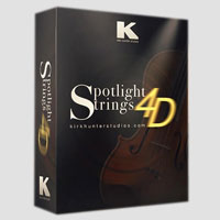 Kirk Hunter Spotlight Strings 4D