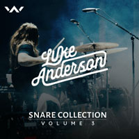 Luke Anderson Snare Collection Vol. 1-3