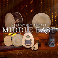 Native Instruments Discovery Series - Middle East