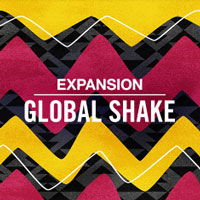 Native Instruments Maschine Expansion - Global Shake