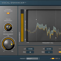 Vocal processing plug-ins