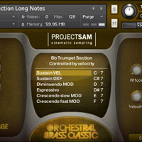 ProjectSAM Orchestral Brass Classic v1.3