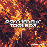 Black Octopus Sound Psychedelic Toolbox Vol.2 by Marula Music