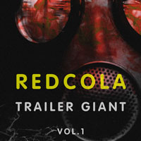 Red Cola Trailer Giant