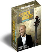 Reuben Rogers - Upright Bass Loops Vol. 1