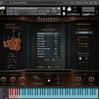 Download Kontakt (nki) sample libraries