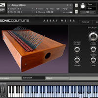 Soniccouture Array Mbira v1.1