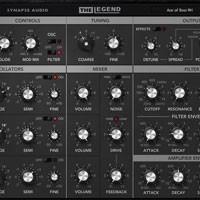 Synapse Audio The Legend v1.28