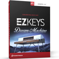 Toontrack EZkeys - Dream Machine