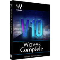 Waves Complete 10 v2019